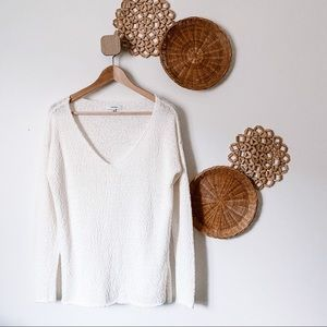 Talula Sweater SZ M, white/cream colour